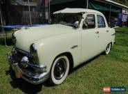 1951 Ford deluxe twin spinner sedan flat head 6 - not mercury or customline for Sale