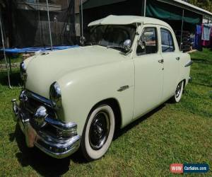 Classic 1951 Ford deluxe twin spinner sedan flat head 6 - not mercury or customline for Sale