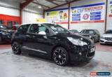 Classic 2013 62 CITROEN DS3 1.6 E-HDI DSTYLE PLUS 3D 90 BHP DIESEL for Sale