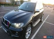 BMW X5 E70 3.0D I DRIVE LOADS OF EXTRAS  WELL LOOKED AFTER POSS P/X. for Sale