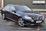 Classic 2014 Mercedes-Benz E Class 2.1 E220 CDI BlueTEC SE 7G-Tronic Plus 4dr for Sale