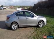 Mazda 3  1.6 Diesel  4 Door  Silver for Sale