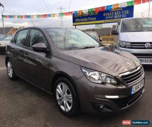 Classic 2014 14 PEUGEOT 308 1.6 HDI ACTIVE 5D 92 BHP DIESEL for Sale