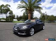 2009 Audi A4 B8 8K Grey Automatic A Sedan for Sale