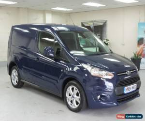 Classic 2014 FORD TRANSIT CONNECT 200 LIMITED P/V + MASSIVE SPECIFICATION + 1 OWNER + PA for Sale