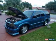 2001 Chevrolet Other Pickups Blazer for Sale
