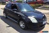 Classic SUZUKI SWIFT RE3 HATCHBACK 2008 AUTOMATIC 1.5LT for Sale
