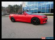 2015 Chevrolet Camaro SS for Sale