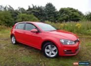 Volkswagen Golf Match Tdi Bluemotion Technology for Sale