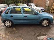 VAUXHALL CORSA 1.2 5DR 66K for Sale