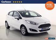 2015 FORD FIESTA 1.25 82 Zetec 5dr for Sale
