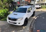 Classic Toyota Hilux 2014 SR Dualcab Trayback 4 X 4 (ONLY 51000KMS) **BTC PMT ACCEPTED** for Sale