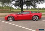 Classic 2007 Chevrolet Corvette Z06 for Sale