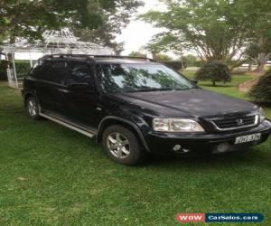 Classic HONDA CRV 2000 MANUAL for Sale