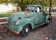 1952 Chevrolet Other Pickups DeLuxe for Sale