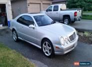 2001 Mercedes-Benz CLK-Class CLK55  for Sale