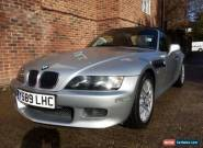 2001(Y) BMW Z3 2.2i Roadster, Titan Silver, only 72,000 miles - BEAUTIFUL for Sale