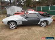 Porsche 928 parts or restoration part body kit car No Reserve for Sale