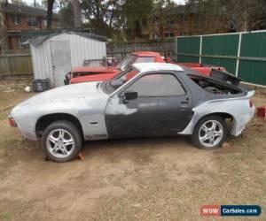 Classic Porsche 928 parts or restoration part body kit car No Reserve for Sale