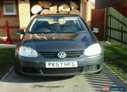 Volkswagen Golf 57 reg matalic blue 1.4 sport 2door Hatchback for Sale