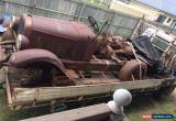 Classic Chrysler 1927 rat hot rod or project rebuild.ford,chev,could work. for Sale