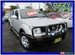 2006 Nissan Navara D40 ST-X (4x4) Silver Automatic 5sp A for Sale