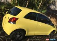 Toyota Yaris - LOW KMS - make an offer!!! for Sale
