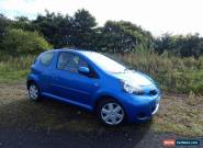 Toyota Aygo Blue Vvt-i for Sale