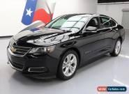 2014 Chevrolet Impala LT Sedan 4-Door for Sale