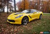 Classic 2015 Chevrolet Corvette 3LT for Sale