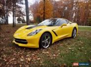 2015 Chevrolet Corvette 3LT for Sale
