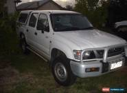 Toyota Dual Cab ute for Sale