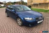 Classic 2004 Audi A3 SPORT - 12  SERVICES STAMPS - MOT 25/09/2018 for Sale
