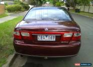 2001 Holden Commodore Calais ##NO RESERVE## for Sale