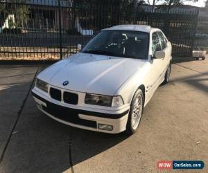 Clic Bmw E36 323i Sedan 5 Sd Auto 6 Cylinder 2 5l Prestige Condition For