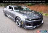 Classic 2018 Chevrolet Camaro ZL1 for Sale
