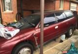 Classic Holden Commodore 1997 3.8L Auto Wagon  for Sale