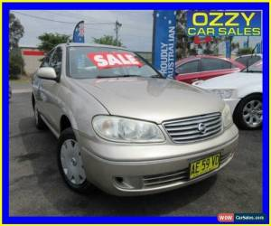 Classic 2005 Nissan Pulsar N16 MY04 ST Gold Automatic 4sp A Sedan for Sale