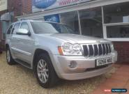2006 56 Jeep Grand Cherokee 3.0 CRD V6 Overland FINANCE AVAILABLE  for Sale
