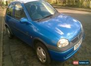 1998 (S) VAUXHALL CORSA 1.2 BREEZE for Sale