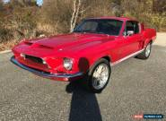 1967 Ford Mustang GT360 SHELBY for Sale