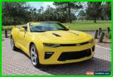 Classic 2017 Chevrolet Camaro 1SS for Sale