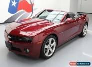 2011 Chevrolet Camaro LT Convertible 2-Door for Sale