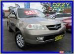 2003 Honda MDX Bronze Automatic 5sp A Wagon for Sale