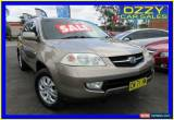 Classic 2003 Honda MDX Bronze Automatic 5sp A Wagon for Sale