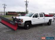 2015 Chevrolet Other Pickups Plow Truck for Sale