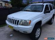 Jeep Grand Cherokee WJ 2/2000 V8 4.7 with upgrades for Sale