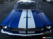 1966 Ford Mustang GT A-Code for Sale