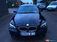 2006 BMW 5 SERIES DIESEL SALOON 530D M SPORT 4DR 6 SPEED AUTO for Sale