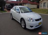 2007 Mitsubishi 380 ES Series III 5Spd Auto Tiptronic Sed 144614kms Aug 18 Rego for Sale